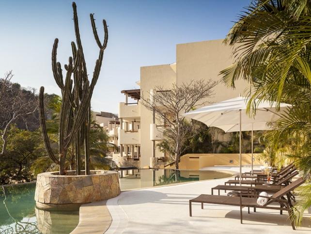 Celeste Residences pool