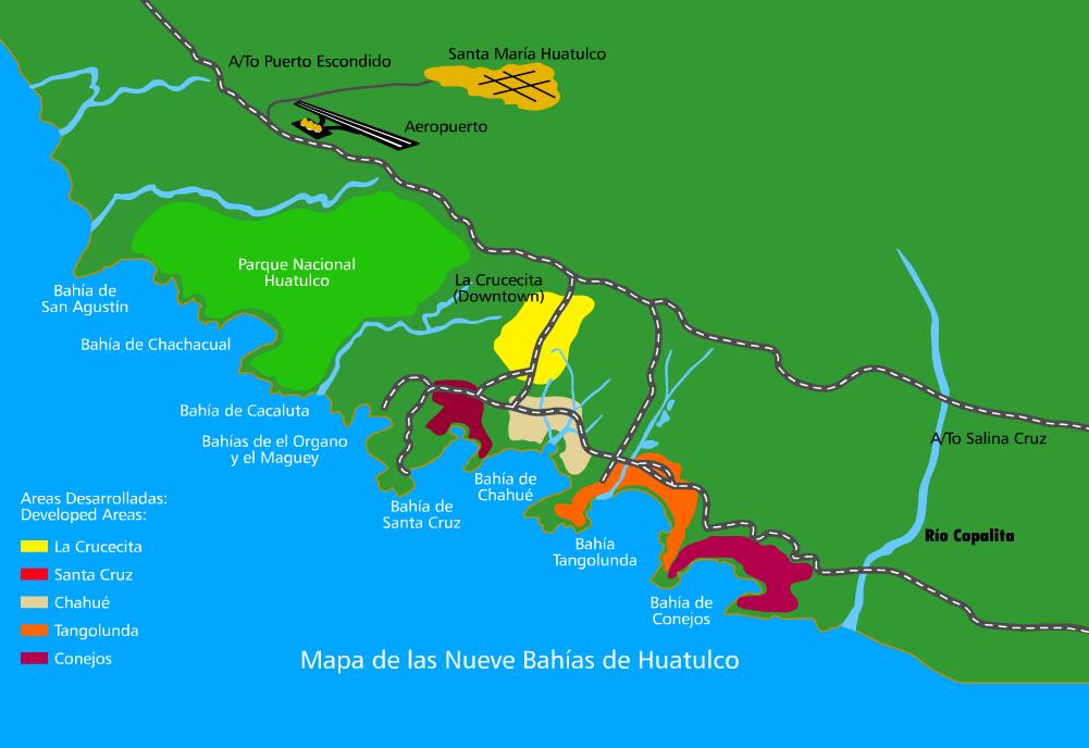 Bahias De Huatulco