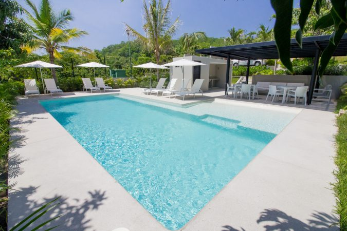 Agaves Condos Bayside Vacations Huatulco pool