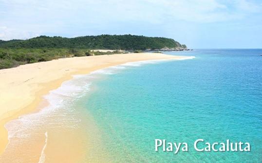 Playa Cacaluta