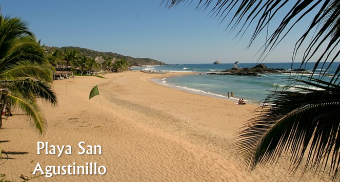 Playa San Agustinillo
