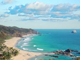San Agustinillo: One Main Road and a Spectacular Beach