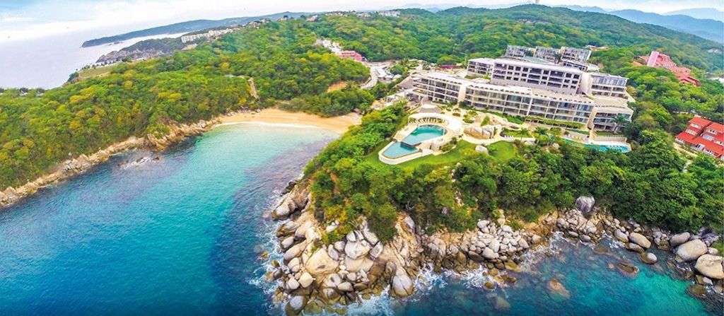 Huatulco vacation rental developments