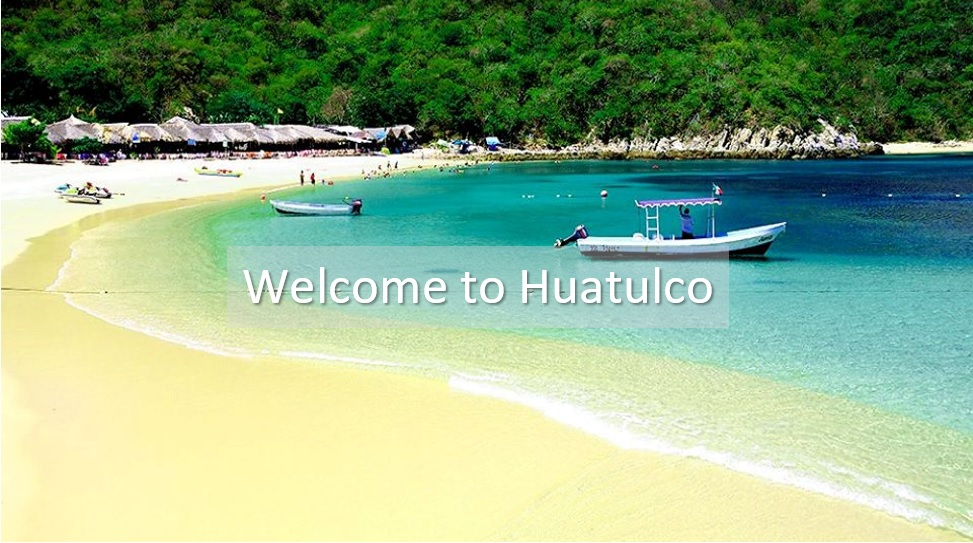 Welcome to Huatulco Maguey