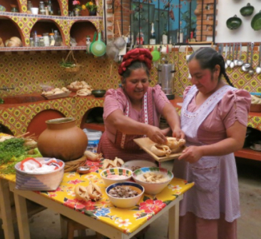 The Flavors of Mexico; Zapotec Cuisine