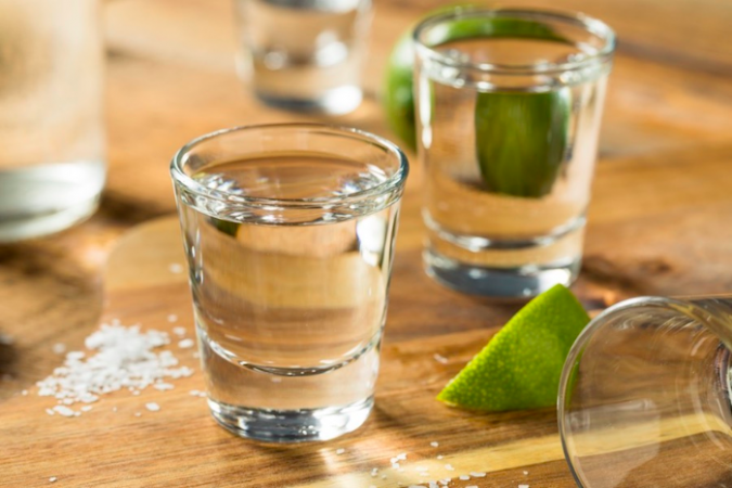 mezcal lime salt