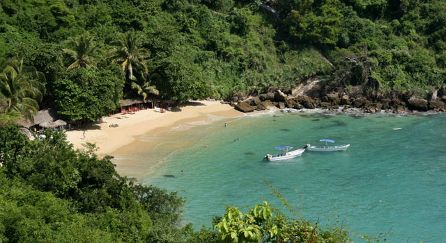 Best vacation spots in mexico bayside vacations 3 oaxaca coast best vacation spots in mexico sciox Image collections