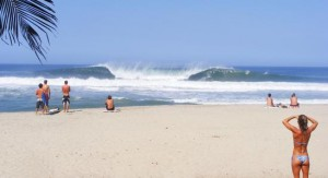 Puerto Escondido Surfing Vacations